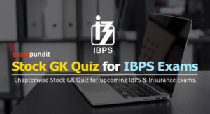 Chapterwise Stock GK Quiz