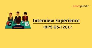 IBPS RRB OS-I 2017 Interview Experience