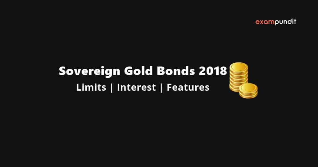 Soverign Gold Bonds 2018