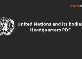 United Nations and its bodies Headquarters PDF