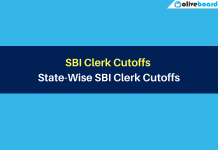State-Wise Cut offs of SBI Clerk Prelims 2018