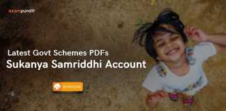 Government Schemes PDFs - Sukanya Samriddhi Account