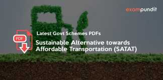 Sustainable Alternative towards Affordable Transportation (SATAT)