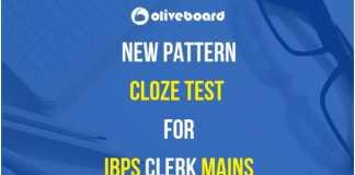 New Pattern Cloze Test