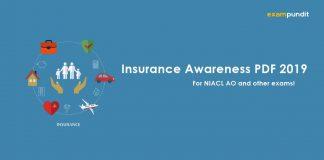 Insurance Awareness PDF 2019
