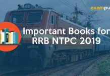 Important Books for RRB NTPC 2019