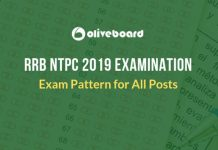 RRB NTPC Exam Pattern for All Posts