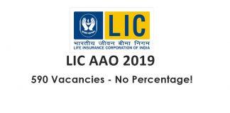 LIC AAO 2019