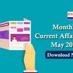 Monthly Current Affairs Capsule May 2019