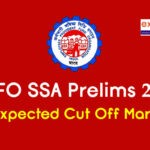 EPFO SSA Expected Cut Off 2019