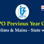 IBPS PO Previous Year Cut Off State Wise