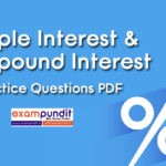 Simple Interest and Compound Interest Problems