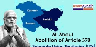 Abolition of Article 370 Jammu and Kashmir