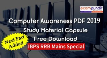 Current Affairs Today 6th August 2019-Download in PDF - Exampundit in