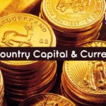List of Country Capital and Currency PDF