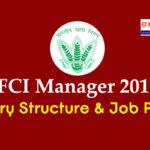 FCI Manager Salary 2019