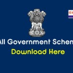 List of All Government Schemes 2019 PDF