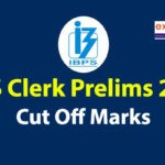 IBPS Clerk Cut Off 2019 Prelims State Wise