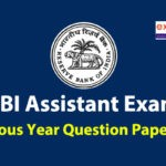 RBI Assistant Previous Year Paper PDF Download
