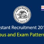 RBI Assistant Syllabus and Exam Pattern PDF