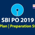 SBI PO Exam 2020 Study Plan