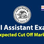 RBI Assistant Expected Cut Off 2020