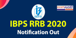 IBPS RRB 2020 Notification