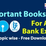 Bank Exam Books PDF Free Download 2020